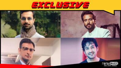 Ashmit Patel, Aadarsh Balakrishna, Rushad Rana, Amitriyaan Ami in Ullu App series