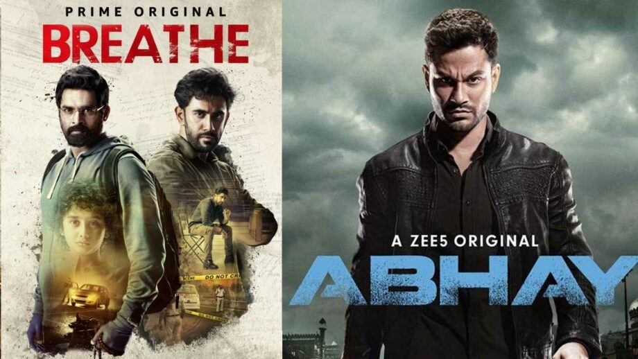 Breathe or Abhay: Which web series season 2 are you excited for?