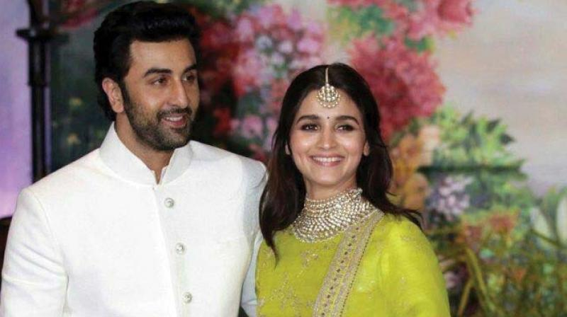 Candid love: Alia Bhatt and Ranbir Kapoor 3