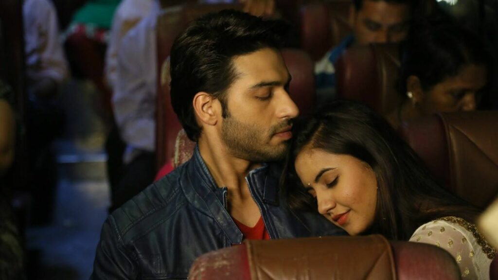 Chakor and Sooraj's romantic moments from Udaan 3