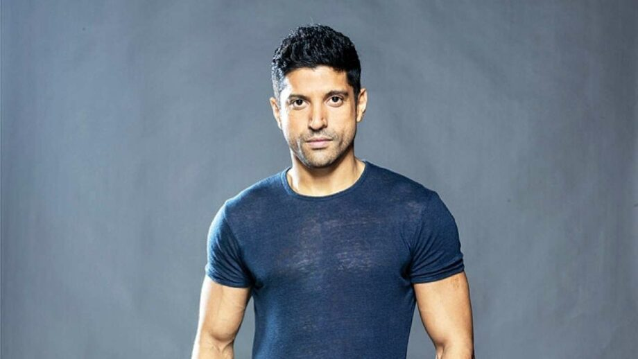 Check out Farhan Akhtar's 'toofani' style of preparation for his next Toofan