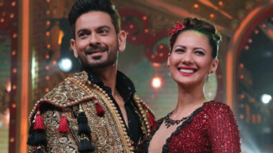 Check out Keith Sequeira and Rochelle Rao's rehearsal video from Nach Baliye 9