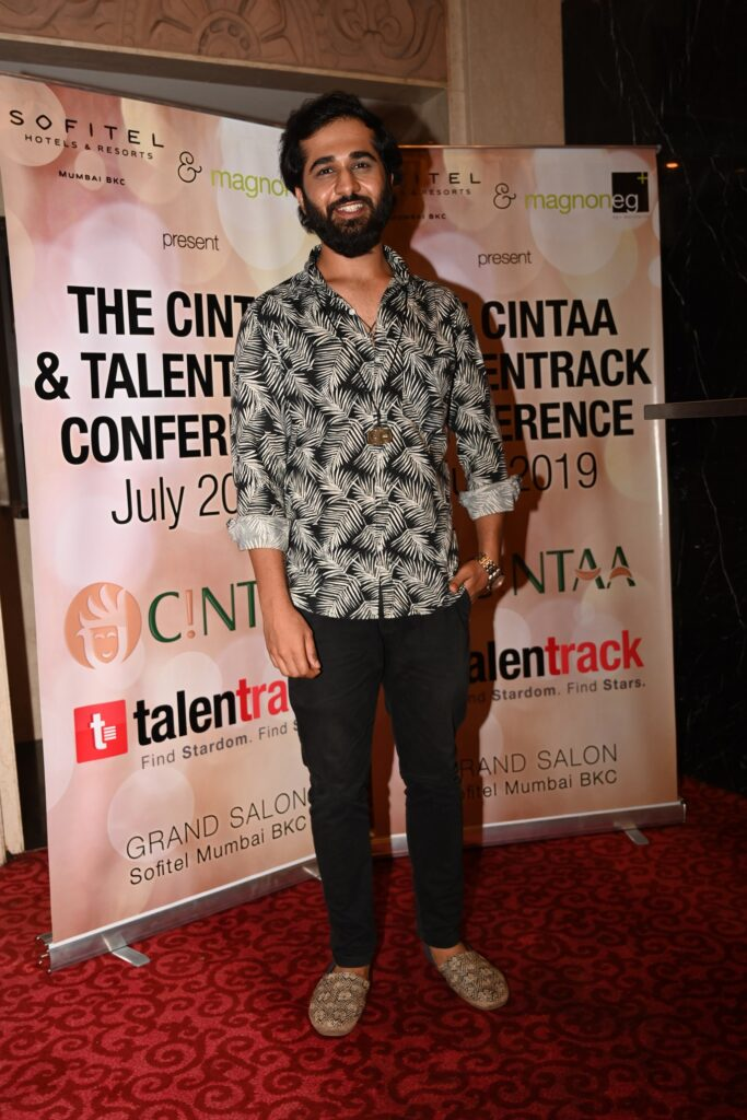 CINTAA and Talentrack association announcement party was a rocking affair! 14