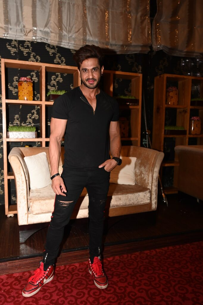 CINTAA and Talentrack association announcement party was a rocking affair! 15