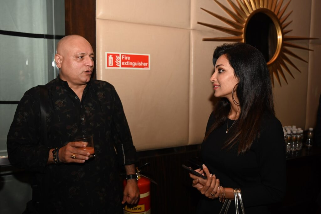 CINTAA and Talentrack association announcement party was a rocking affair! 16