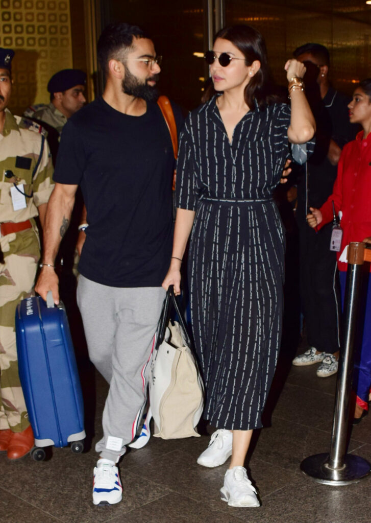 Cute couple alert: Anushka Sharma and Virat Kohli 2