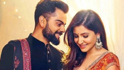 Cute couple alert: Anushka Sharma and Virat Kohli