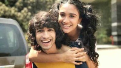 Cute couple alert: Nach Baliye 9 couple Shantanu Maheshwari and Nityami Shirke