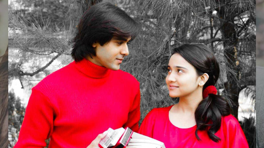 Cute couple alert: Sameer and Naina moments