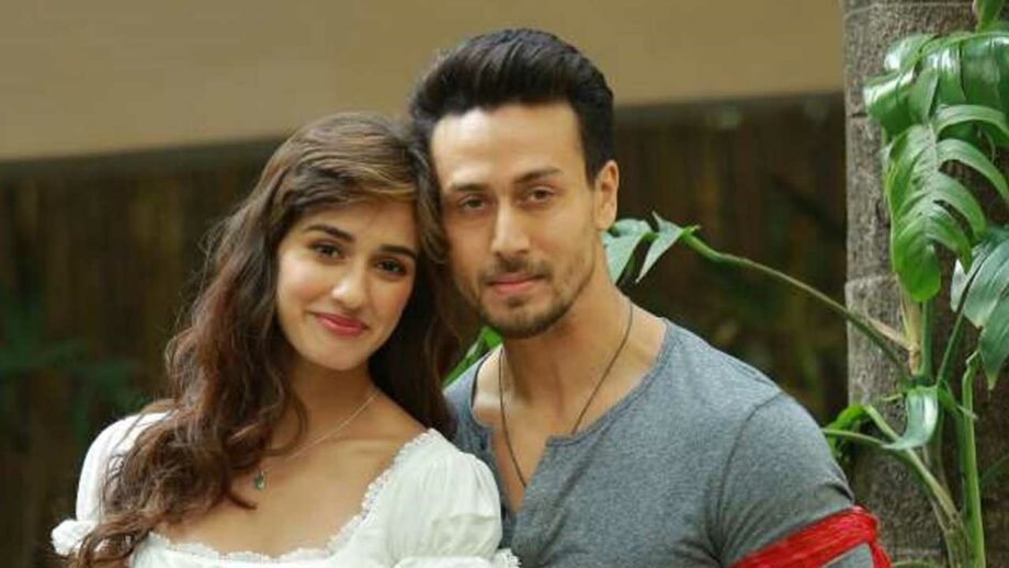 Cute couple alert: Tiger Shroff and Disha Patani 1