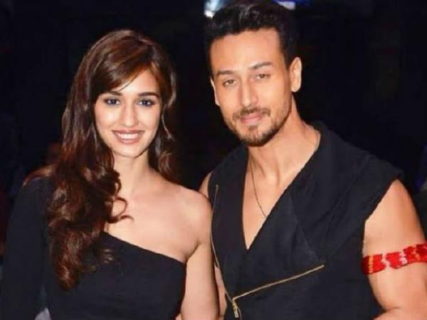 Cute couple alert: Tiger Shroff and Disha Patani 3