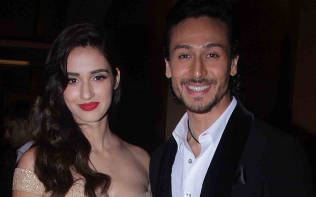 Cute couple alert: Tiger Shroff and Disha Patani 5