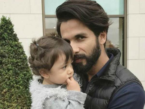 Cutest father in town: Shahid Kapoor 3