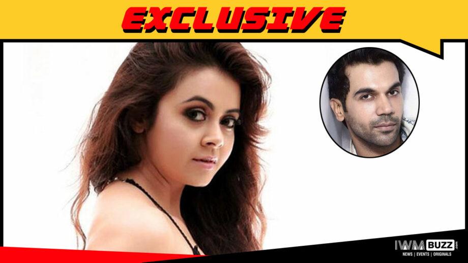 Devoleena Bhattacharjee to romance Rajkumarr Rao on screen?