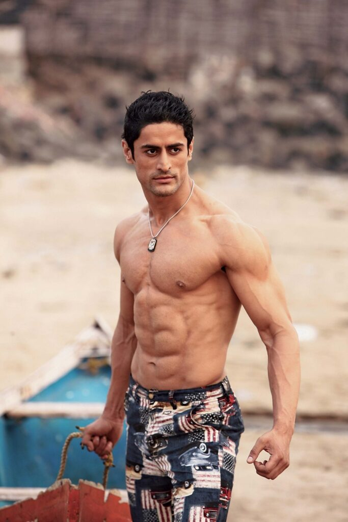 Devon Ke Dev Mahadev actor Mohit Raina's transformation pictures 4