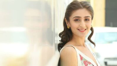 Dhvani Bhanushali and her cute pictures