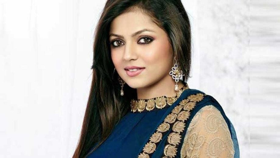 Drashti Dhami slays in Indian avatar