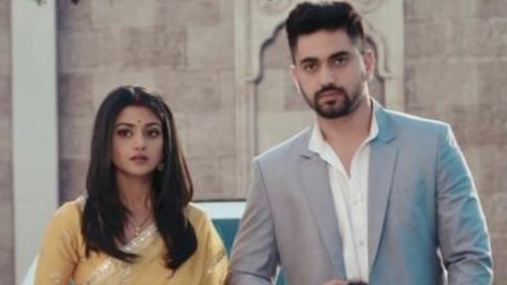 Ek Brahm's Zain Imam and Shrenu Parikh share a crackling on-screen chemistry and we are here for it 1
