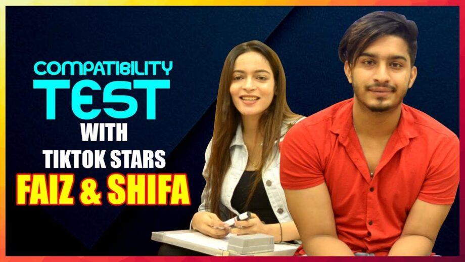 Exclusive: Compatibility test with TikTok stars Faiz Baloch and Shifa Memon