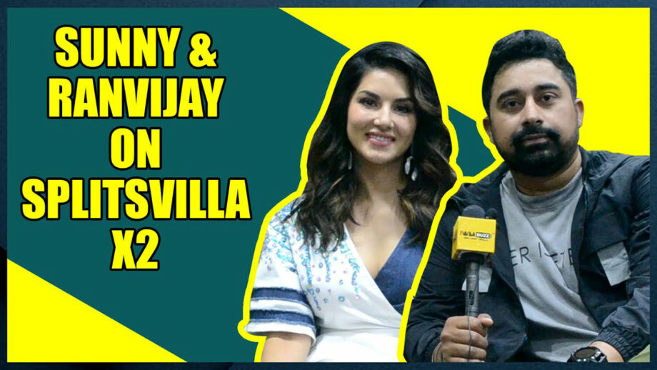 Exclusive: Rannvijay Singha and Sunny Leone talk about Splitsvilla X2