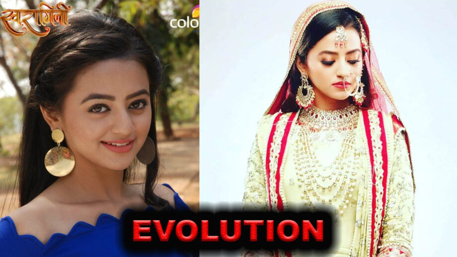 From Swaragini to  Sufiyana Pyaar Mera: The evolution of Helly Shah
