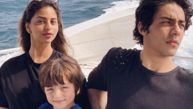 Gauri Khan shares an adorable photo of her three munchkins!