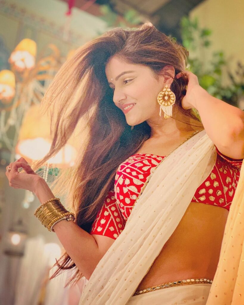 Get dreamy with Rubina Dilaik 1