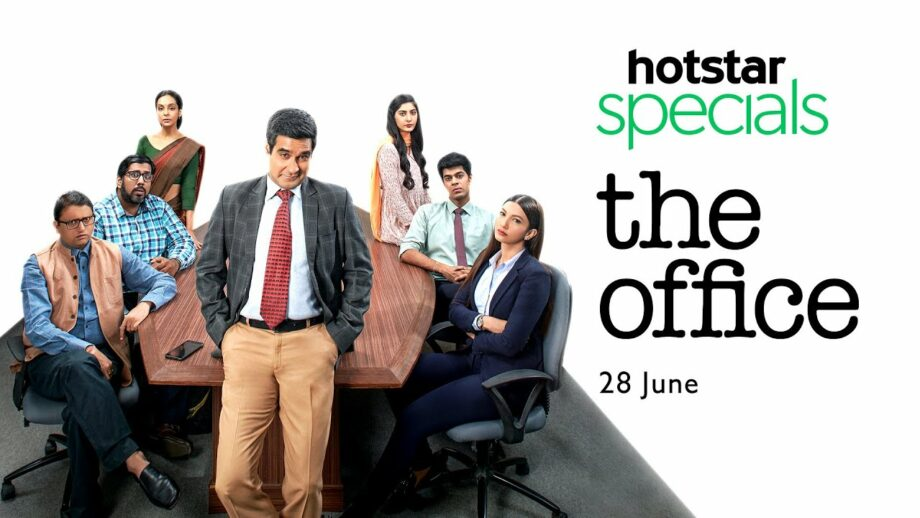 Get to know the cast of the hilarious web show 'The Office'