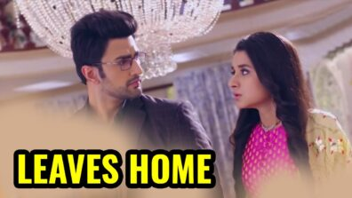 Guddan Tumse Na Ho Payega: Akshat chooses Antara over Guddan and walks out of home
