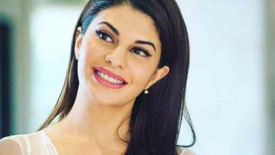 Here's how Jacqueline Fernandez shared a token of her happiness with everyone!