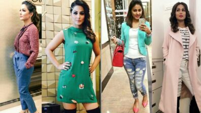 Hina Khan redefining fashion every time she steps out 2