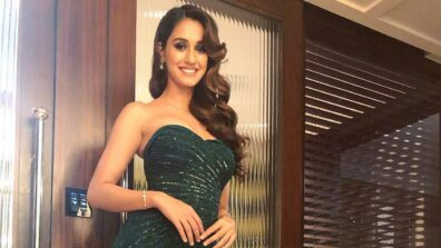 Hottest moments of Disha Patani 8