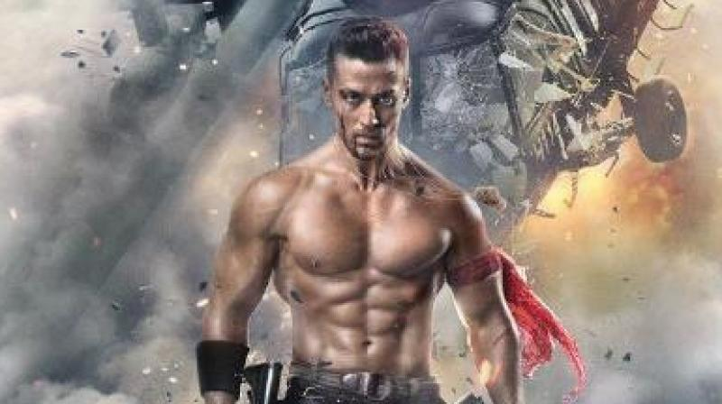 Hottest moments of Tiger Shroff because you deserve it 2