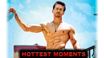Hottest moments of Tiger Shroff because you deserve it