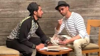 Hrithik Roshan gives life lesson to TikTok star Faisu
