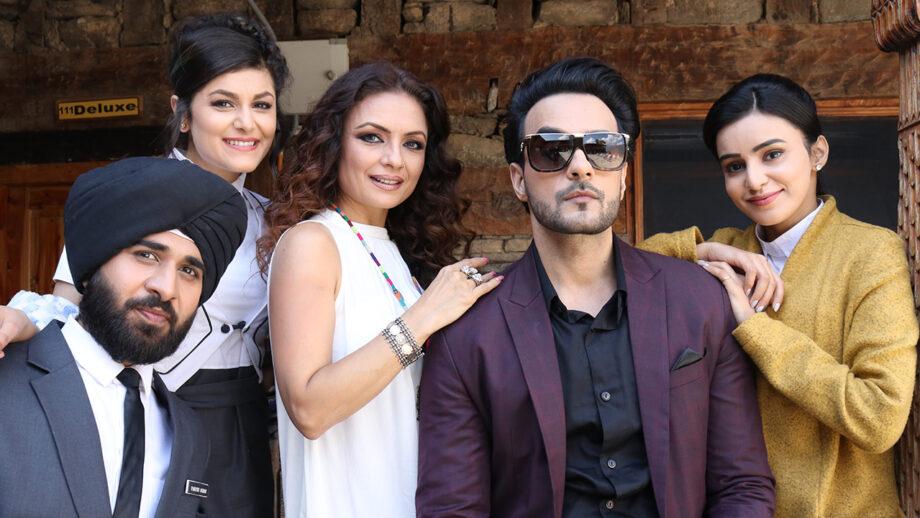Ishq Aaj Kal actors explore Manali in style