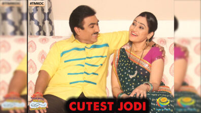 Jethalal and Daya Ben are the cutest Jodi on Indian telly. Here's proof