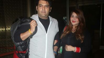 Kapil Sharma and his wife Ginni Chatrath leave for their Babymoon in Canada
