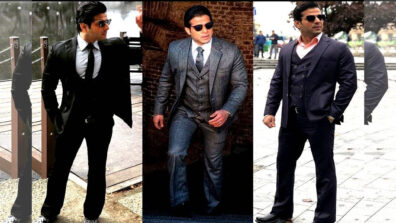 Karan Patel And His Sexy Suit Looks