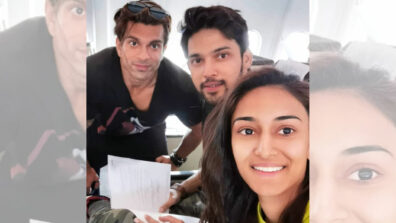 Kasautii Zindagii Kay: Goofy moments of Parth Samthaan, Erica Fernandes and Karan Singh Grover 6