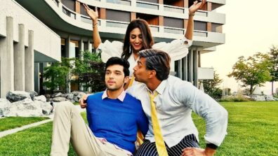 Kasautii Zindagii Kay: Parth Samthaan, Erica Fernandes, Karan Singh Grover enjoying in Switzerland