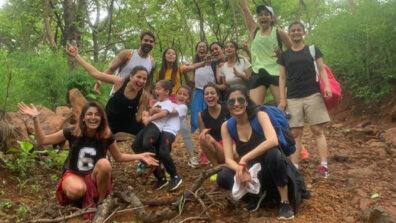 Kumkum Bhagya actors Sriti Jha, Shabir Ahluwalia, Mugdha Chaphekar, Shikha Singh enjoy an adventurous trip