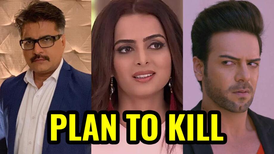 Kundali Bhagya: Prithvi and Sherlyn to kill Mahesh Luthra