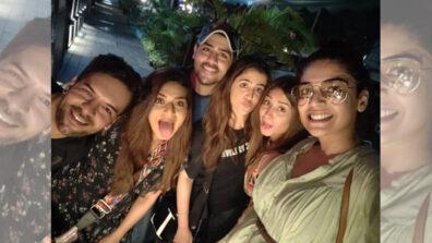 Kundali Bhagya team party