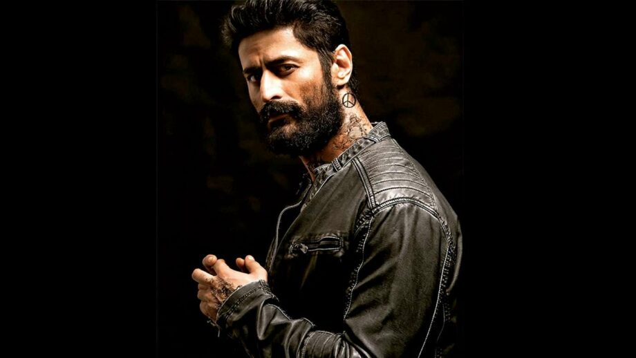 Mohit Raina's transformation for the Zee5 Original series Kaafir
