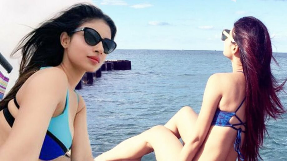 Mouni Roy swimsuit looks that had fans in awe!