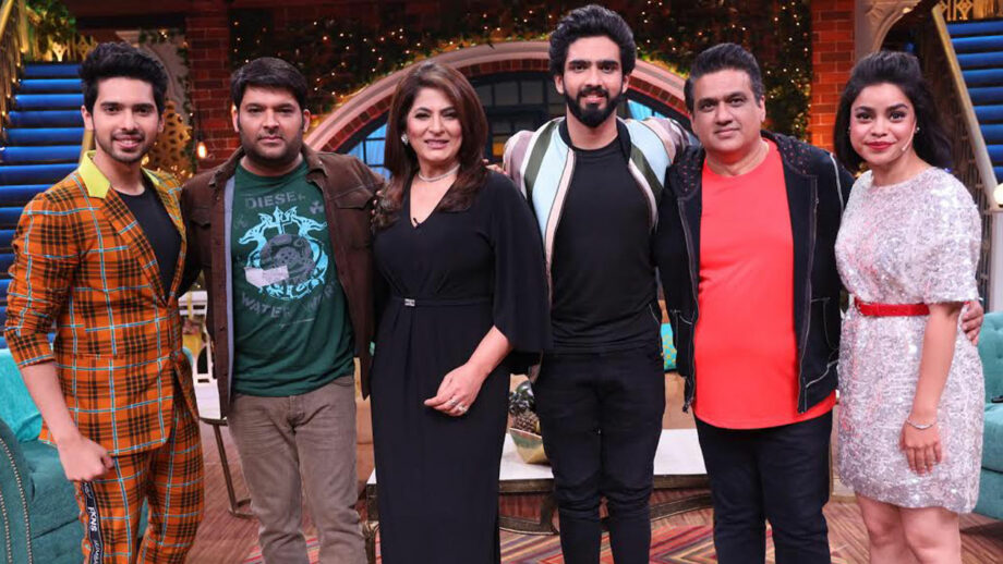 My father was ready to sell our house for my education, says Armaan Malik on The Kapil Sharma Show