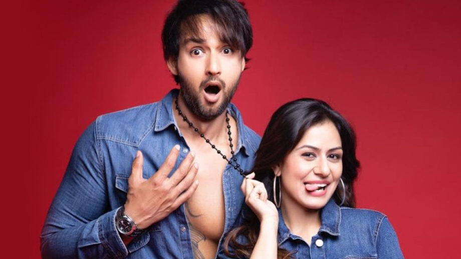 Nach Baliye 9 couple Sourabh Raaj Jain and Riddhima celebrate wedding anniversary