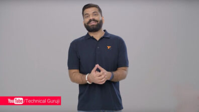 Need tech advice? Check out popular YouTuber Gaurav Chaudhary aka Technical Guruji for all your tech issues