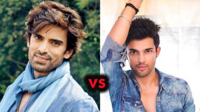 Parth Samthaan vs Mohit Malik : Who wins the hotness meter?
